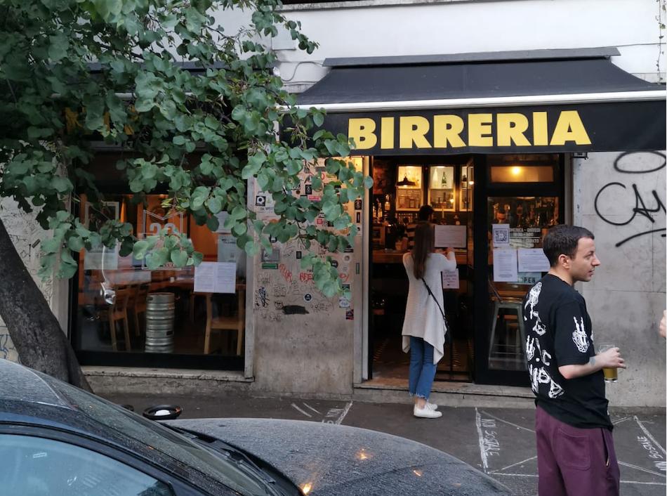 Birreria Twenty 2.0, Roma