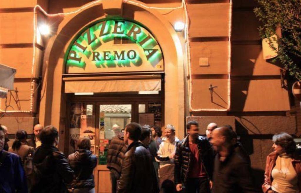 Roma, Pizzeria da Remo