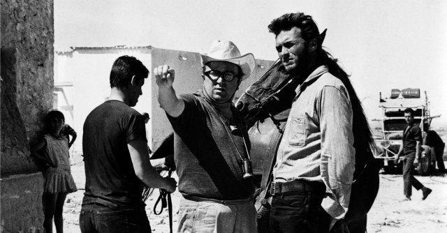 Eastwood e Leone