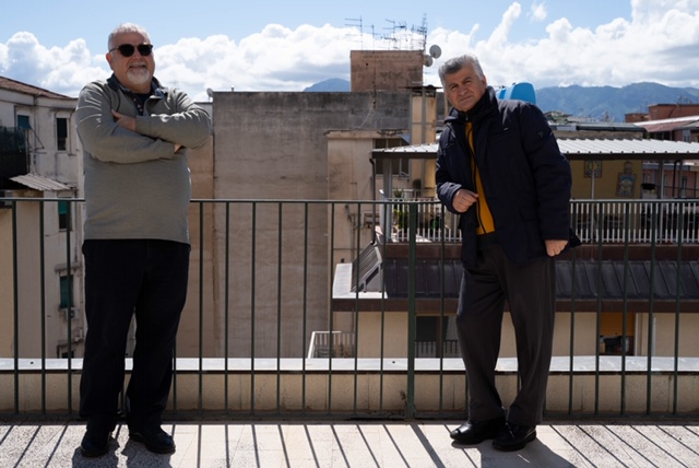 Vita, giorno uno. Il lockdown visto da Palermo