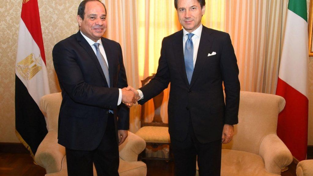 Egitto Italia