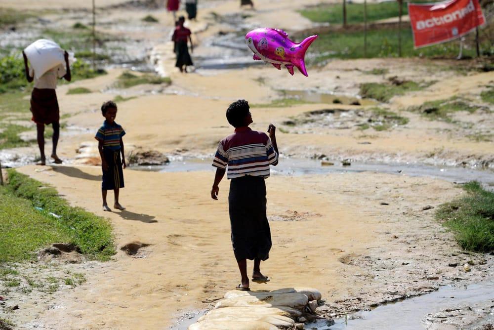 campo rifugiati rohingya