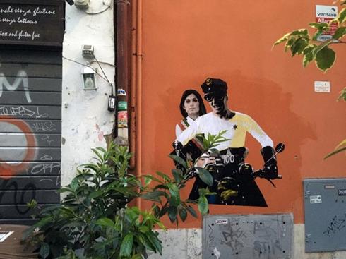 Murales Alberto Sordi