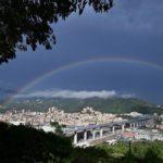 Ecco il ponte Genova San Giorgio. Piano: «Nato da una tragedia, verrà amato»