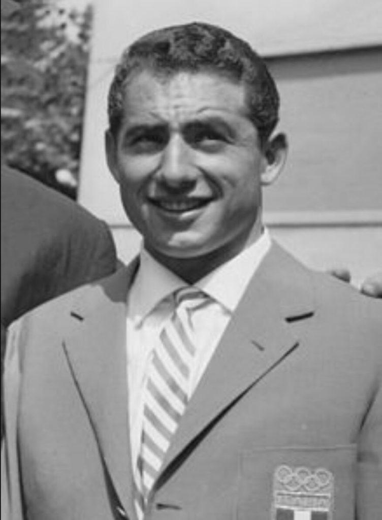 Roma 1960 Gaiardoni