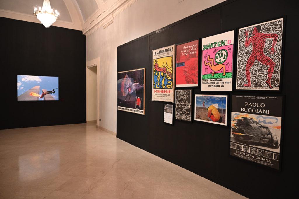MADE IN NEW YORK: Keith Haring e Paolo Buggiani nel cuore delle Marche