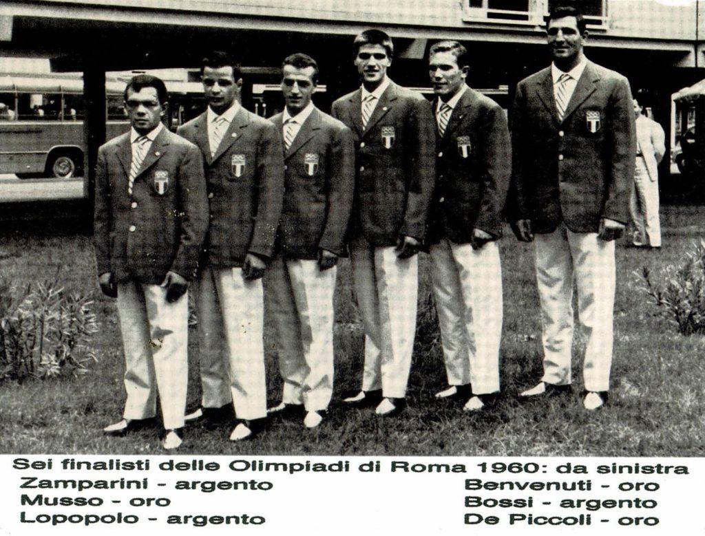 Roma 1960 Zamparini
