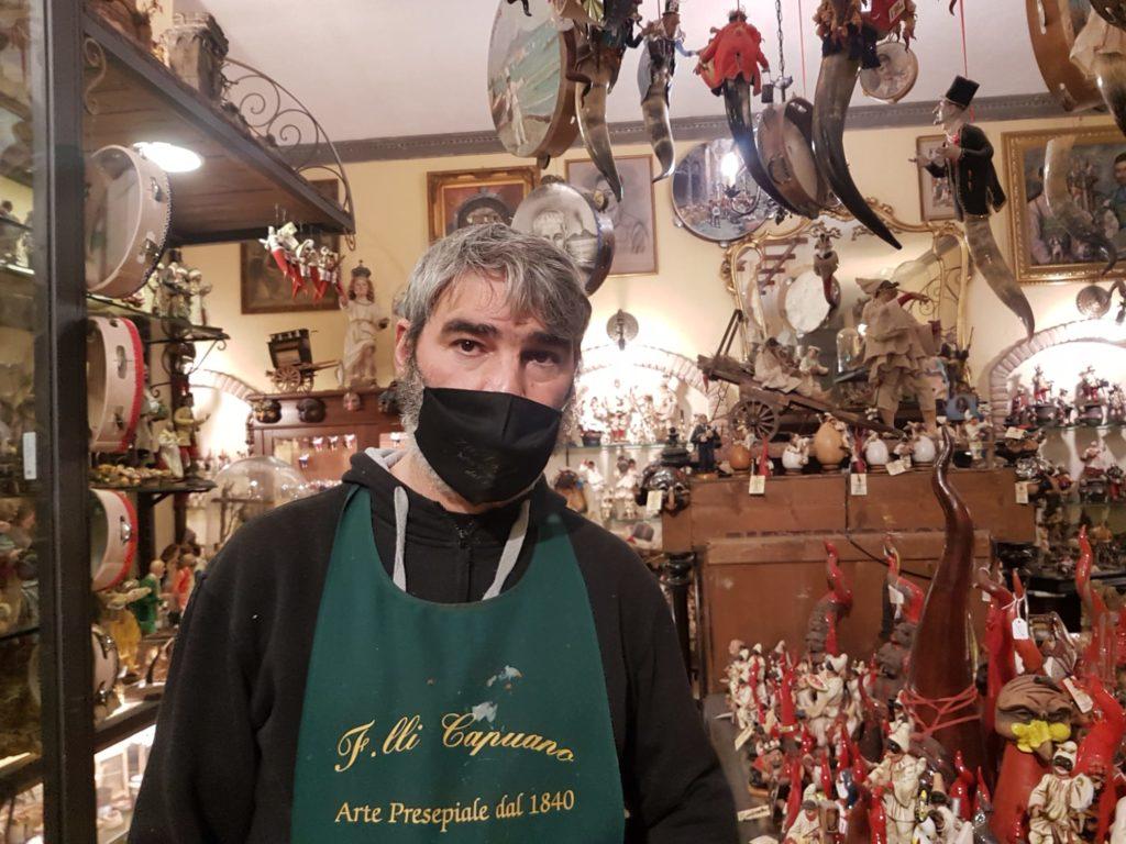 A San Gregorio Armeno ha da passà 'a nuttata
