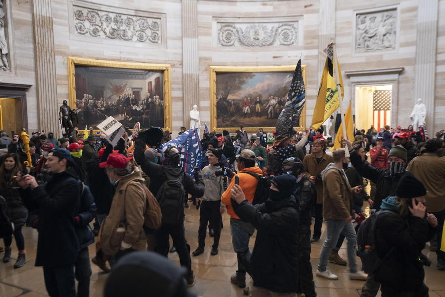 Proteste Washington