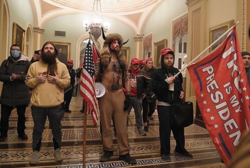 Assedio a Capitol Hill. Le immagini dell'assalto