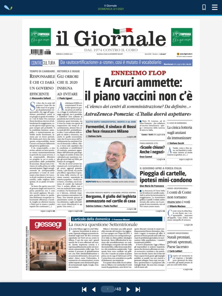 Zetaluiss e Arcuri, il caso vaccini appassiona l'Italia