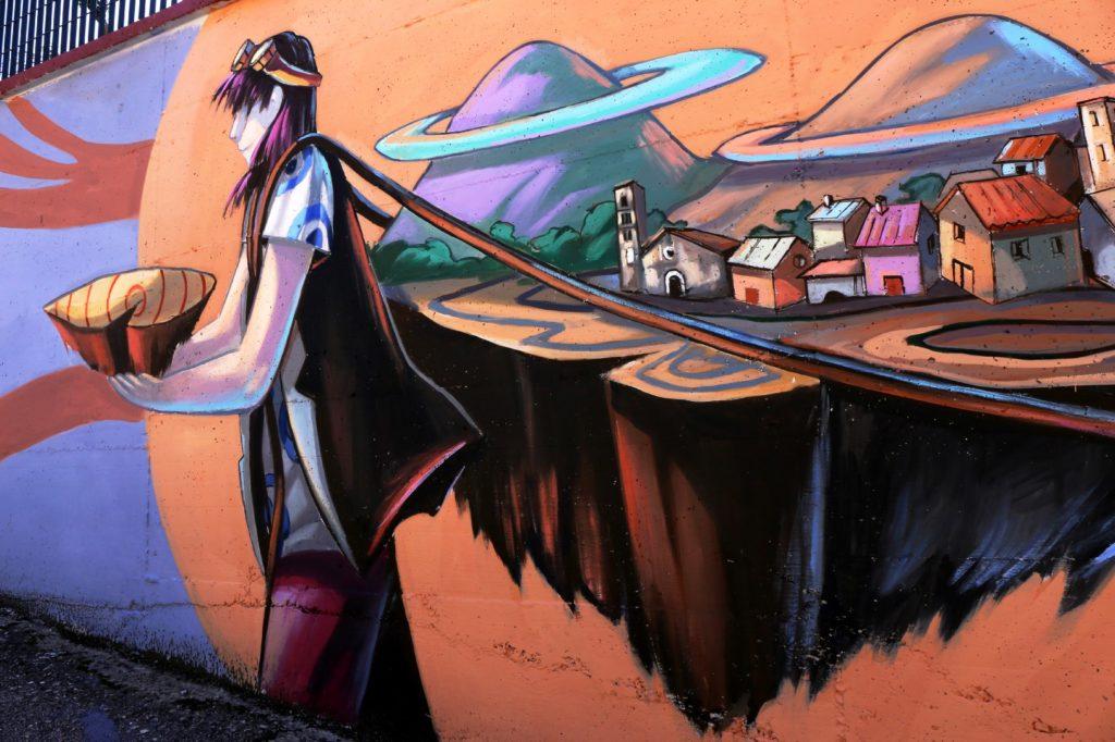 resistenza street art