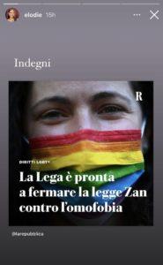 «Non potevo lasciar correre,                                    subito la legge contro l'omofobia»