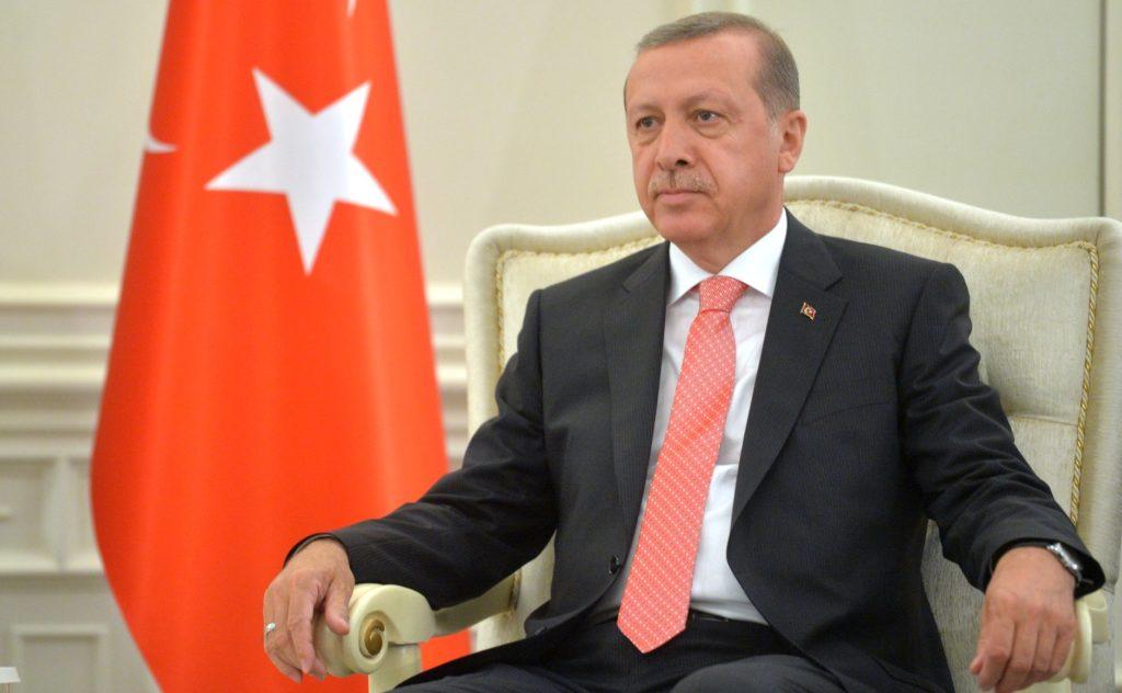 Erdogan popolarità