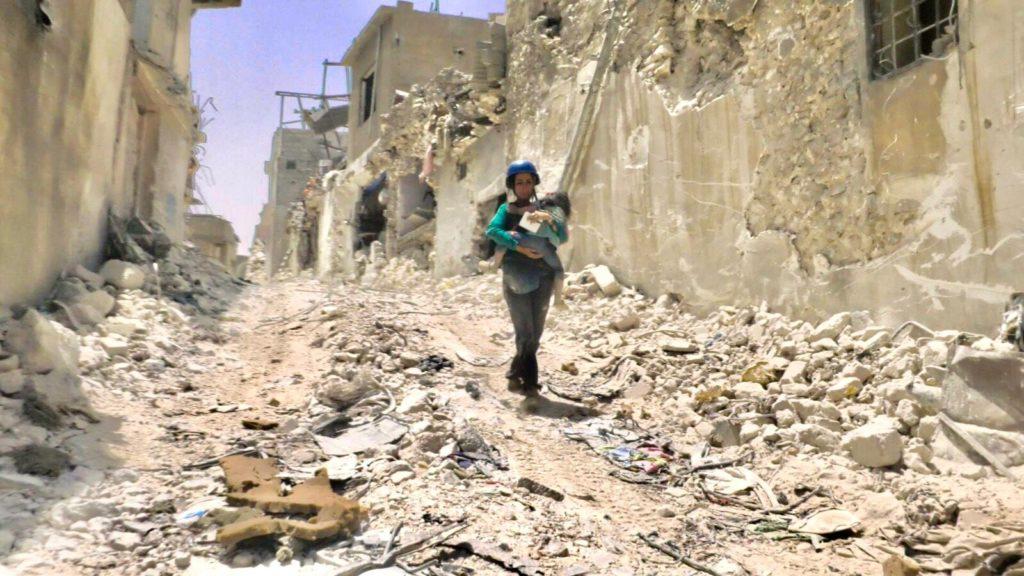 «In guerra non ci sono verità assolute», Lucia Goracci incontra la redazione di Zeta