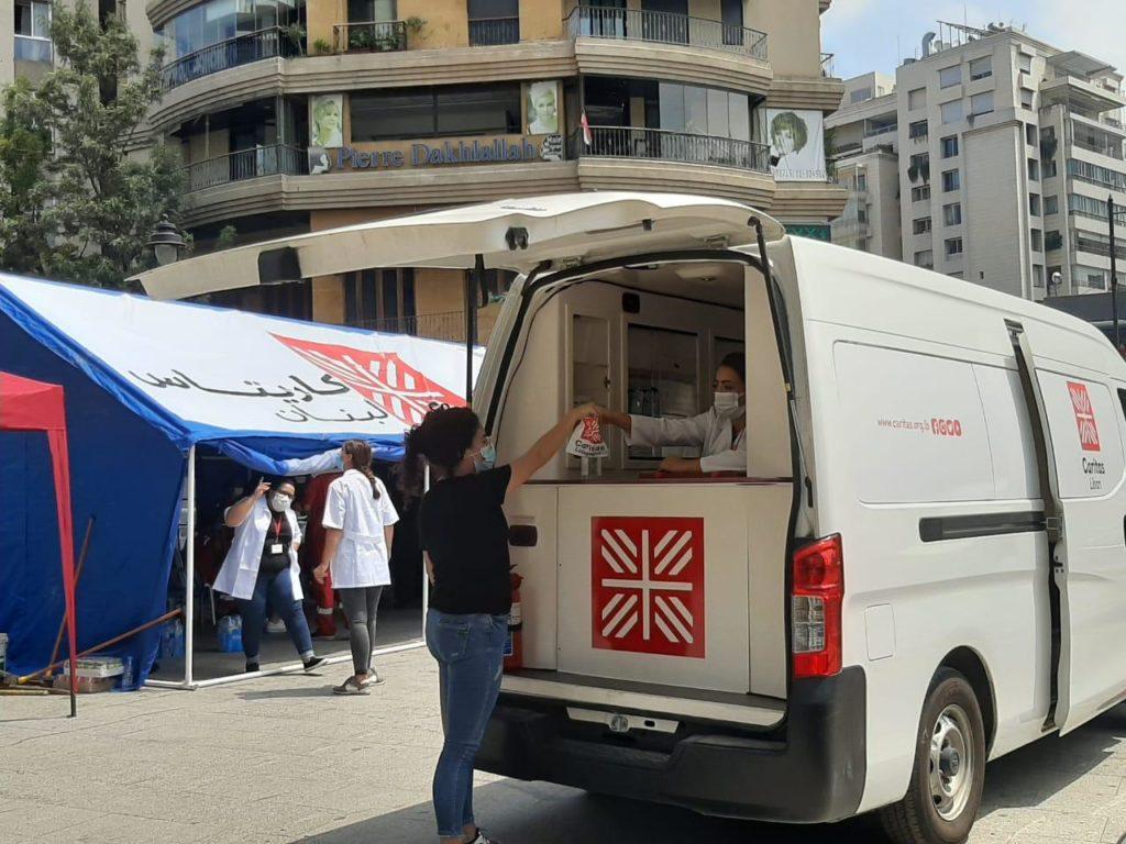 Le lotte per il cibo nel Libano che muore di fame