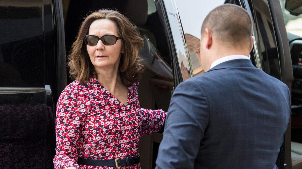 Sulle orme di Bond, una donna guida le spie
