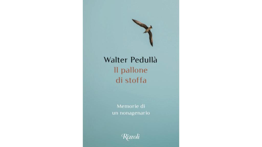 """Novant'anni in un """"pallone di stoffa"""", Walter Pedullà si racconta"""